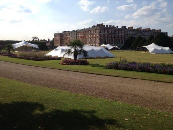 Marquee Hampton Court Palace